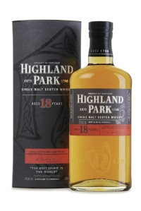 Highland Park 18 yo (OB, 43%)