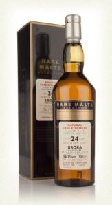 Brora 24 yo (1977/2001, Rare Malts, OB, 56,1%)