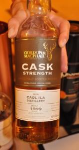 Caol Ila 1999 Cask Strenght (1999/2011, Gordon & MacPhail, 61,6%)