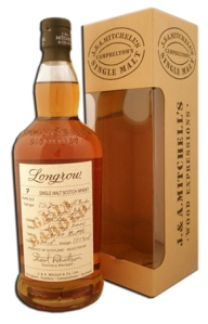 Longrow 7 yo Gaja Barolo finish (2008, OB, 55,8%)
