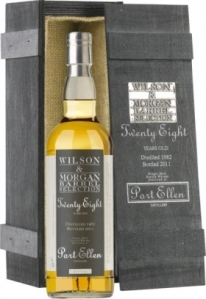 Port Ellen 28 yo (1982/2011, Wilson & Morgan, Collector's edition, 60%)