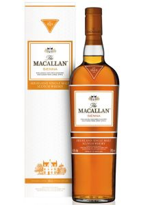 The Macallan 'Sienna' (2013, OB, 43%)