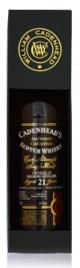 Dalmore 21 yo (1989/2011, Cadenhead's, 51,4%)
