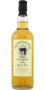 Springbank 14 yo (1998/2013, Whiskybroker, 54,3%)