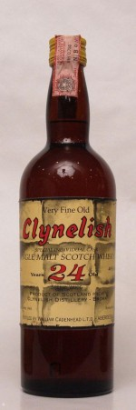 Clynelish 24 yo (1965/1989, Cadenhead for Sestante, 46%, 75cl)