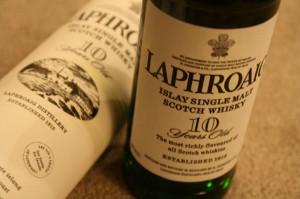 Risotto alla parmigiana e Laphroaig