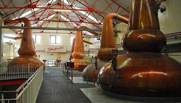 glenfarclas-distillery-stills
