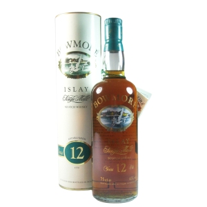 bowmore-12-year-old-screen-printed-label-with-tube-and-miniature-3920-p