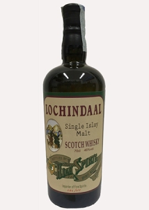 Lochindaal 7 yo (2009/2016, High Spirits, 46%)