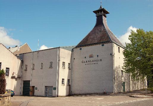 Glenlossie-Distillery